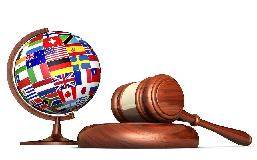 Language, Law and Globalisation
