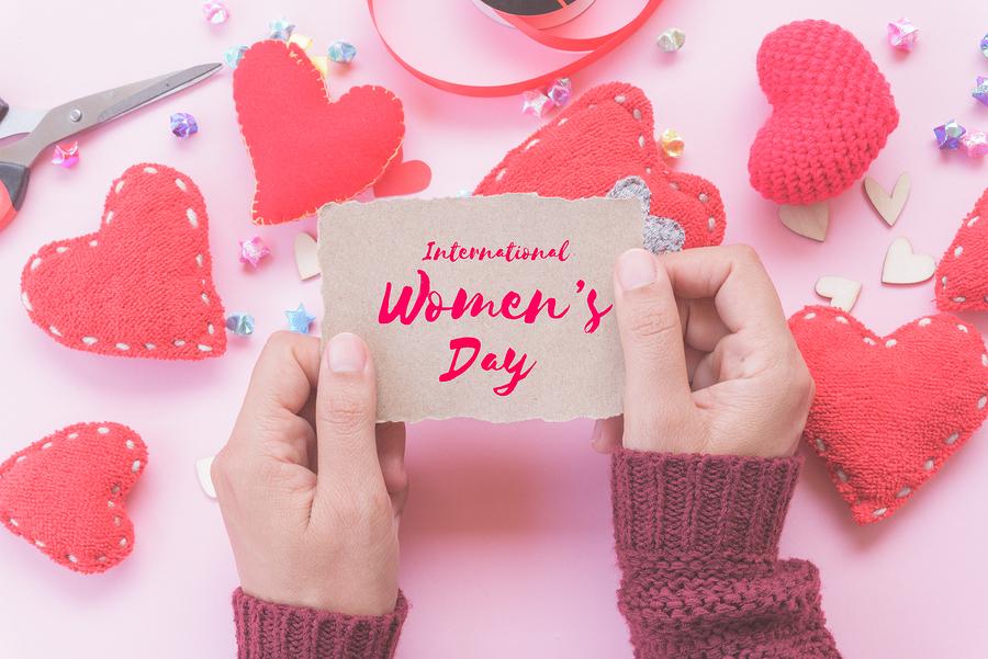 International Women's Day 2018 Theme: Press for Progress