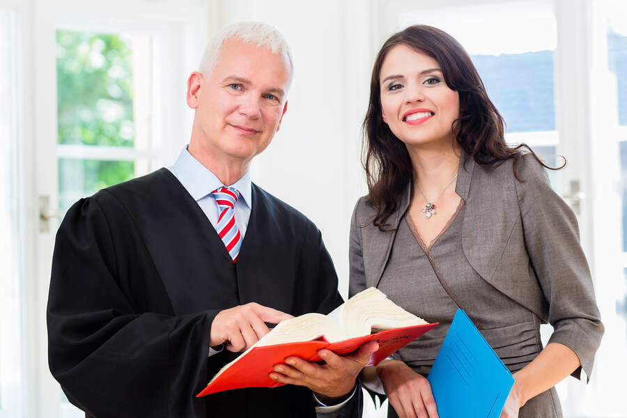 The Role a Paralegal Plays in the Attorney's Office and in the Courtroom