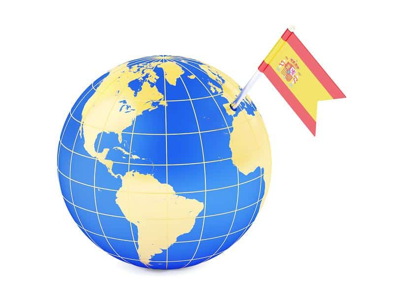Spanish is a Truly Global Language