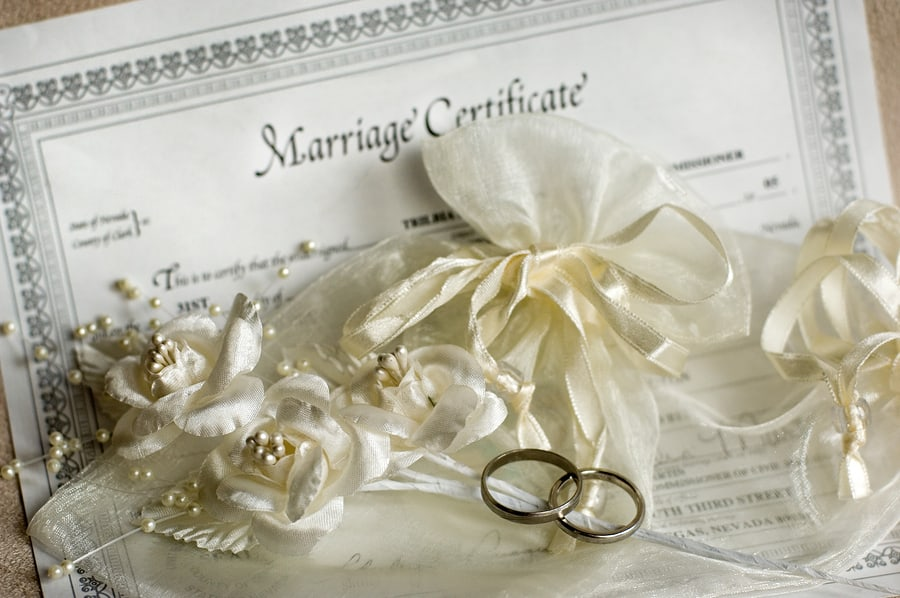 What Official Documents do You Need for a Marriage Certificate Translation?