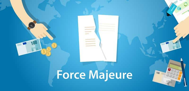 Force Majeure, Contracts and COVID-19