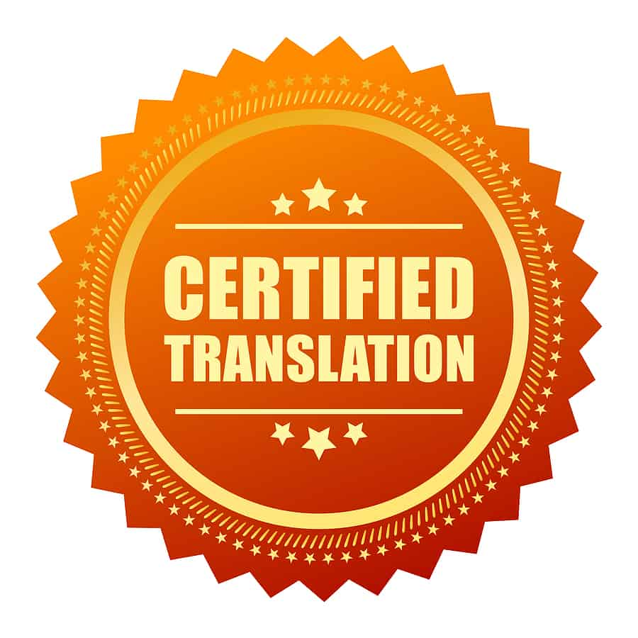 The Different Types of Certified Translations