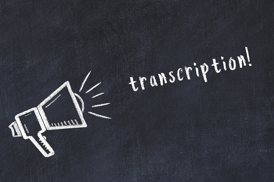 The Benefits of Using Legal Transcription Services